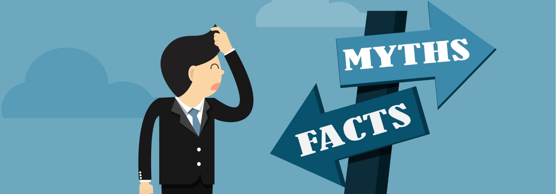 TOP 5 AI MYTHS