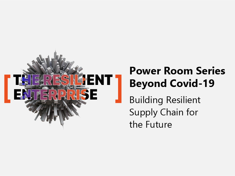 Resilient Enterprise Virtual Power room series-thumb